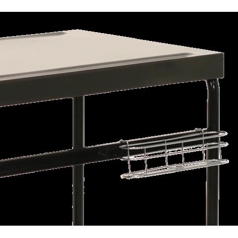 Mesa de metal para plancha